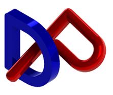 D&P ロゴ